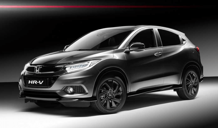 14 The Honda Hrv 2020 Performance And New Engine