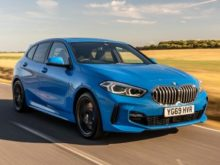 15 A New 2019 Bmw 1 Series Speed Test
