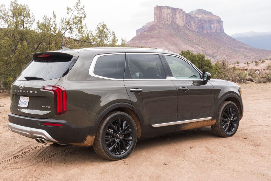 16 The Kia Large Suv 2020 Performance And New Engine
