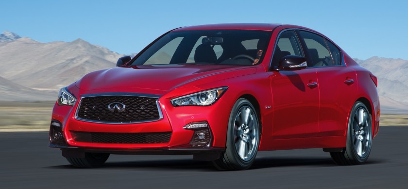 16 The Whats New For Infiniti In 2020 Configurations