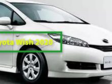 19 Best 2020 New Toyota Wish Specs and Review