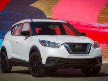 19 The Nissan Kicks 2020 Colombia Picture