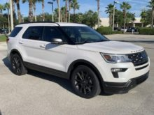 21 The Best 2019 Ford Explorer Sports Concept