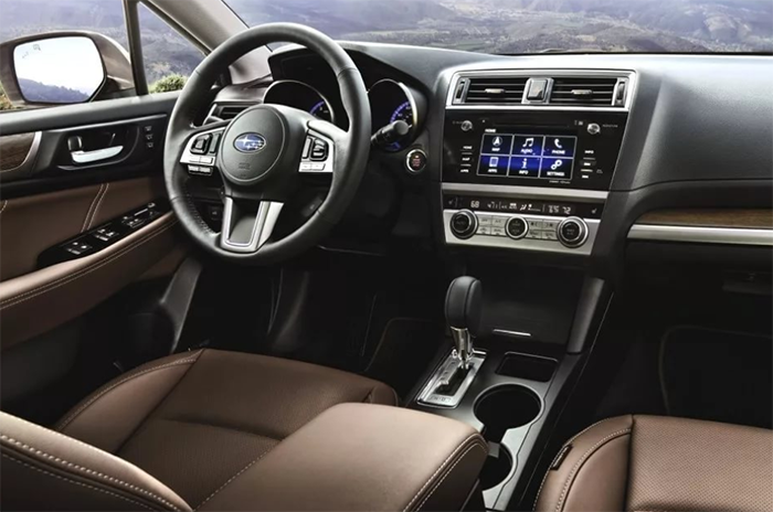 22 The Best Subaru Legacy 2020 Interior New Concept