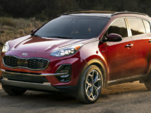 22 The Kia Sportage 2020 Performance