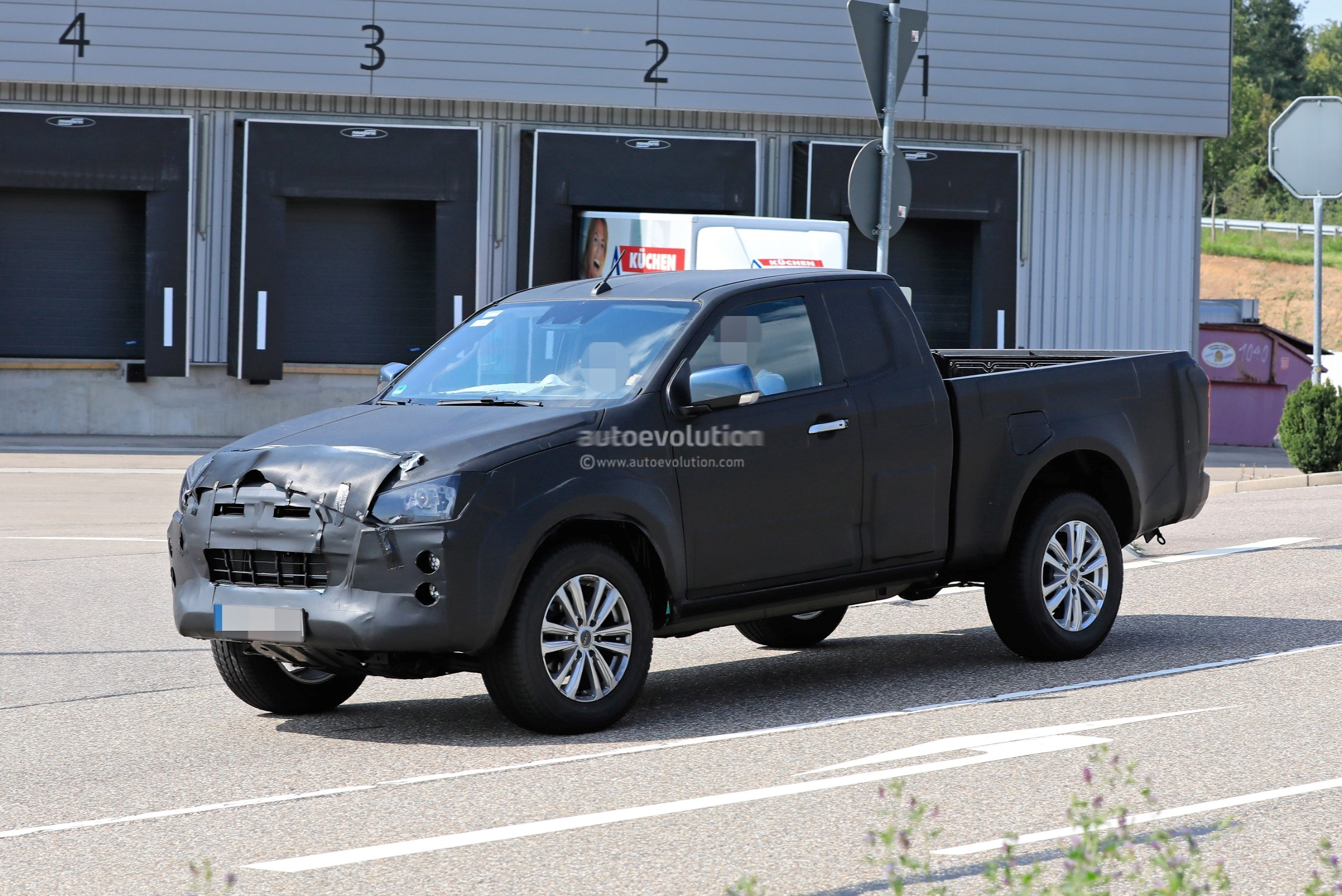 23 All New 2020 Isuzu Dmax Redesign and Review
