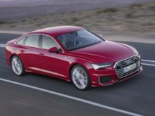 23 The 2019 Audi A6 Comes Engine