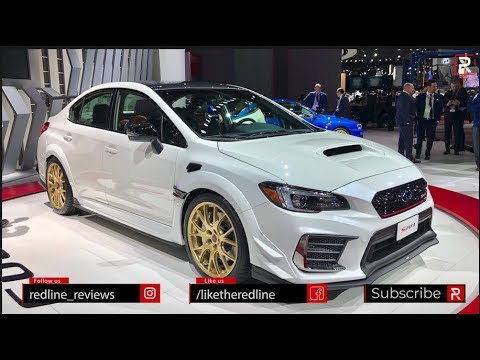 23 The Best Subaru Sti 2020 News Review And Release Date