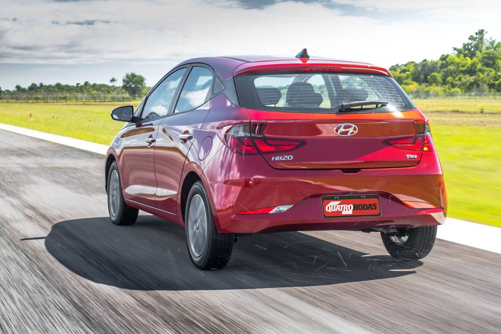 23 The Hyundai Hb20 2020 Review