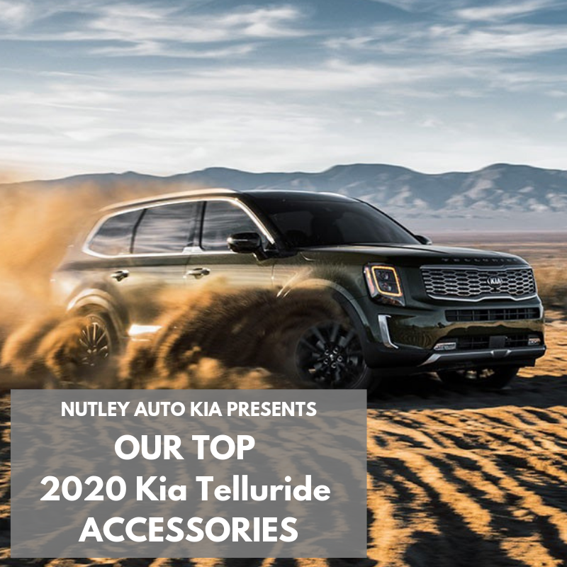 24 All New 2020 Kia Telluride Accessories Redesign and Review