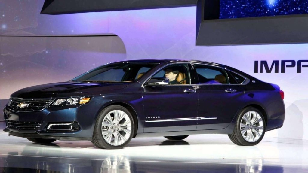 24 The Best 2019 Chevy Impala Ss Ltz Coupe Overview