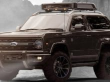 Price Of 2020 Ford Bronco
