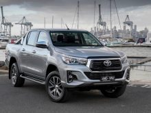 25 All New 2020 Toyota Hilux Spy Shots Price Design and Review