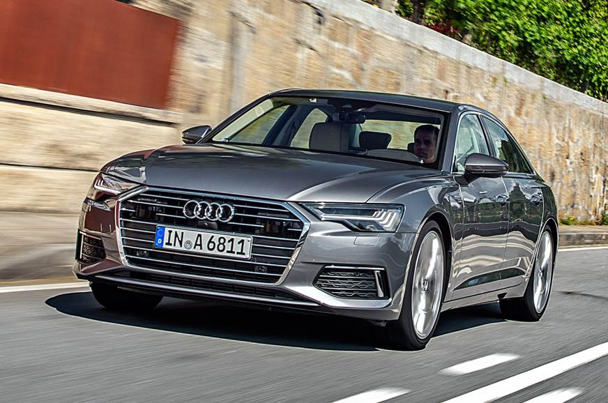25 The 2019 Audi A6 Comes Spy Shoot