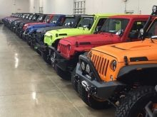 2019 Jeep Jl Colors
