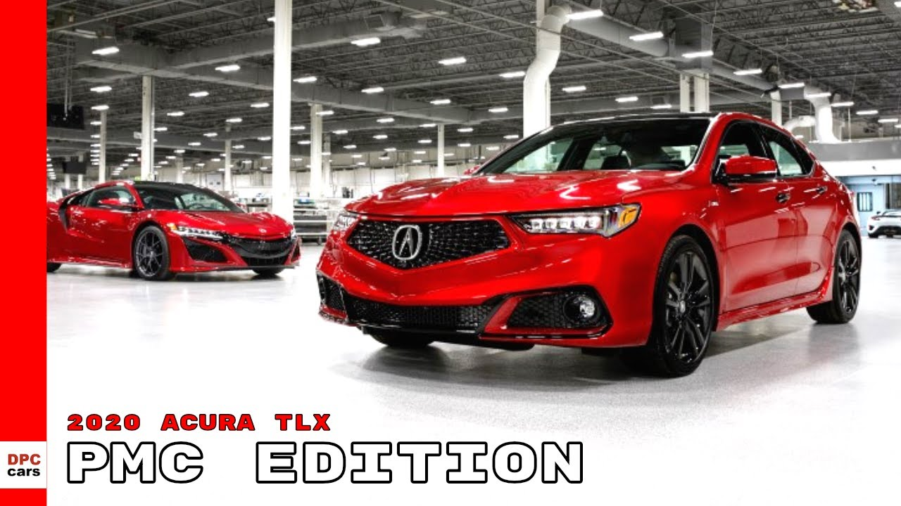 27 A 2020 Acura Tlx V6 Turbo Performance and New Engine
