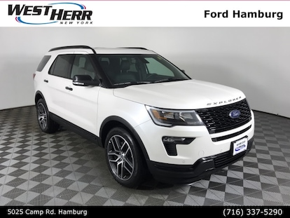 27 New 2019 Ford Explorer Sports Release