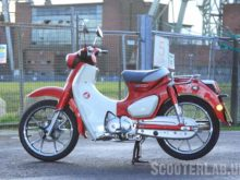 28 The 2019 Honda Super Cub Review and Release date