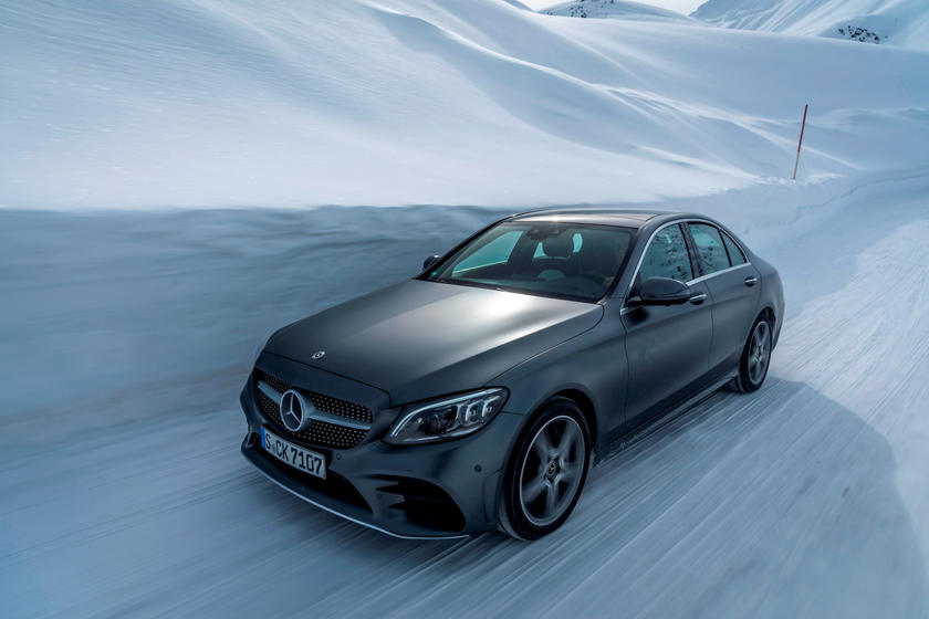 29 The 2020 Mercedes C Class First Drive