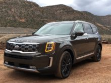 31 A Kia Large Suv 2020 New Model and Performance