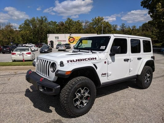 31 All New 2020 Jeep Wrangler Rubicon Spy Shoot