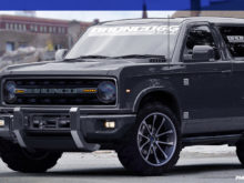 32 A Price Of 2020 Ford Bronco Performance and New Engine