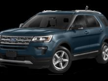 32 The 2019 Ford Explorer Sports Photos