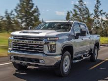 32 The Best 2020 Chevy Silverado Hd Specs and Review