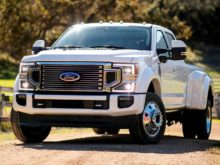 33 A Spy Shots Ford F350 Diesel Exterior and Interior
