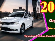 2020 Chrysler 200 Convertible