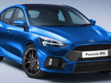 2019 Ford Focus Rs St