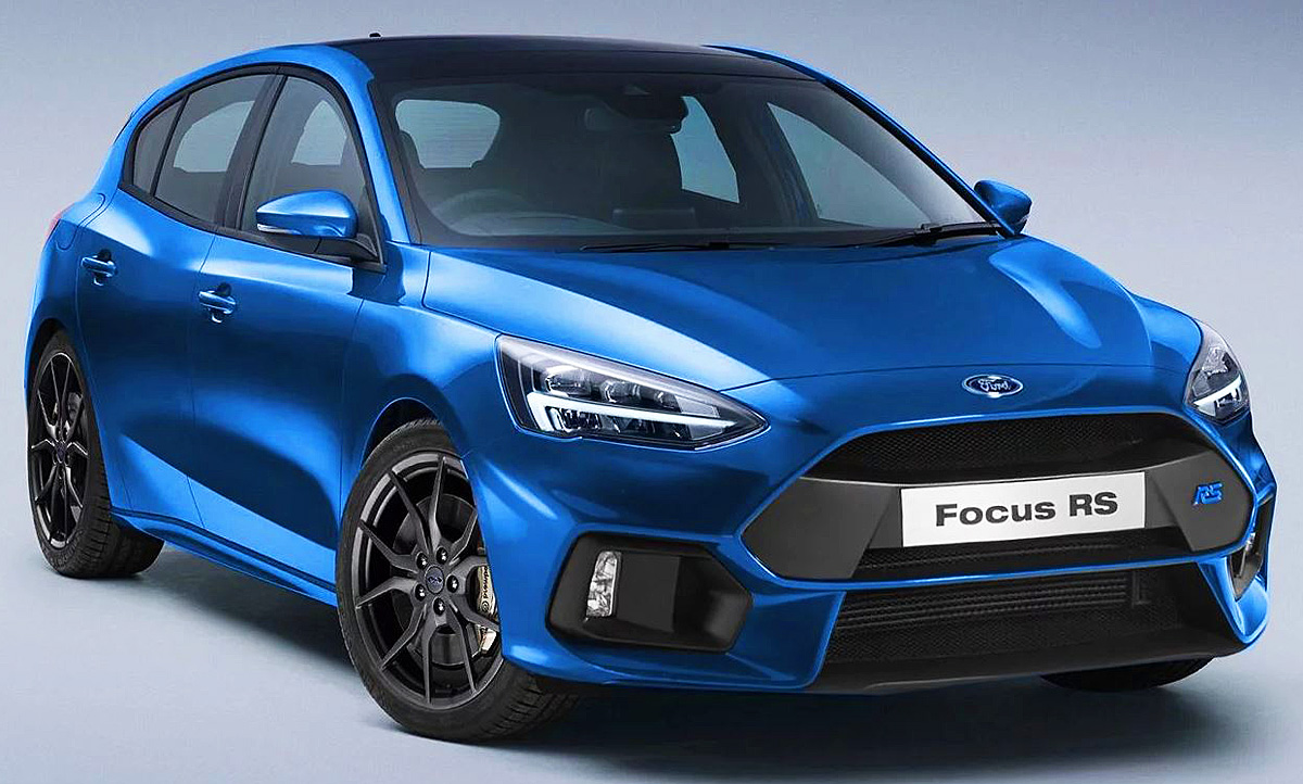 33 New 2019 Ford Focus Rs St Photos