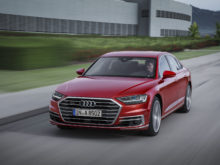 33 The 2020 Audi A8 Ratings