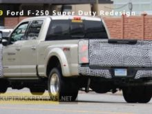 34 New Spy Shots Ford F350 Diesel Overview