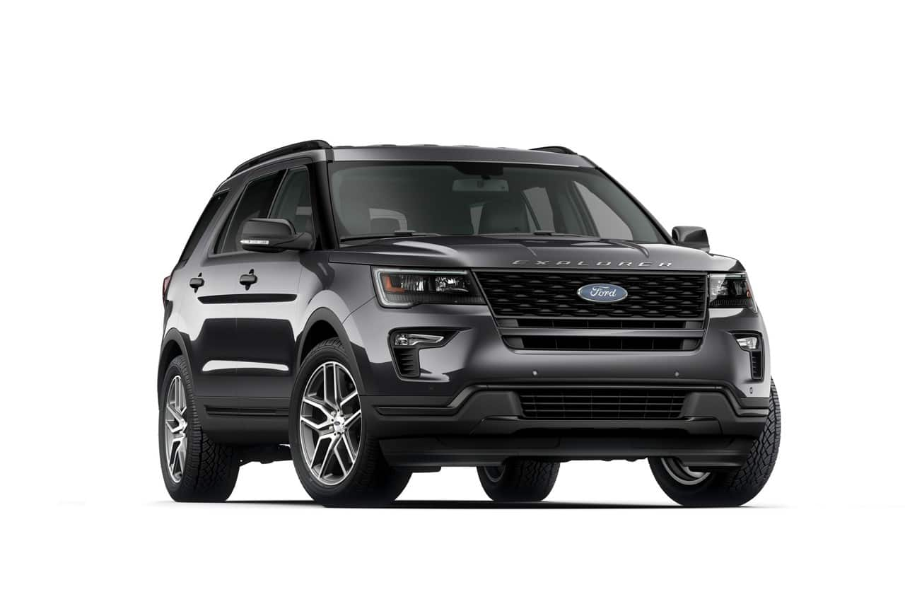 34 The Best 2019 Ford Explorer Sports Price And Review