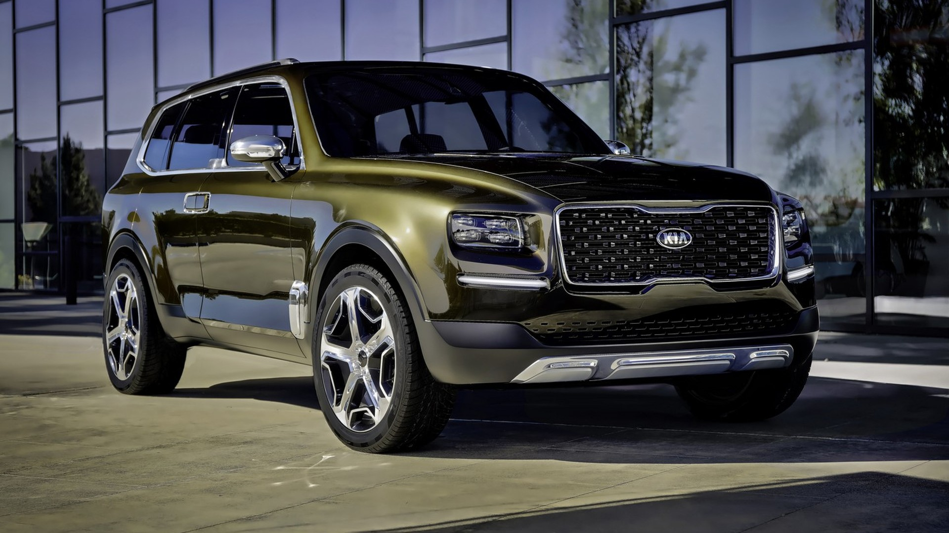 35 All New Kia Large Suv 2020 Redesign