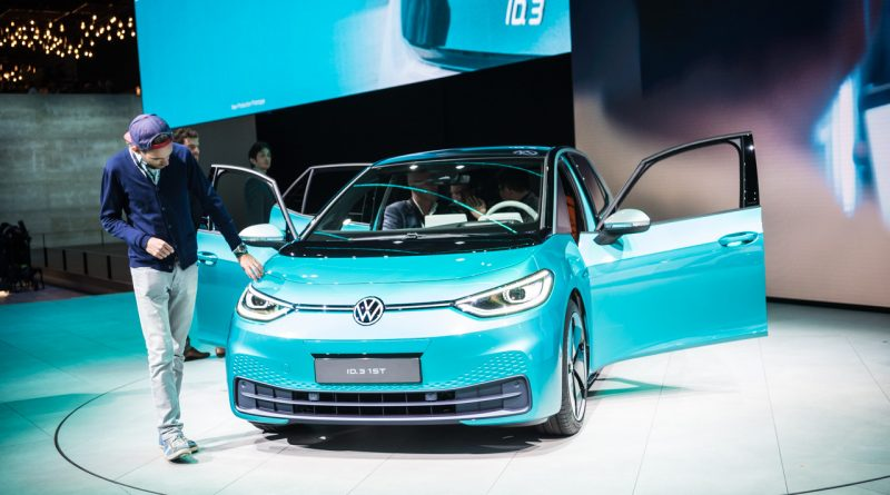 35 All New Volkswagen Id 3 2020 Price And Release Date