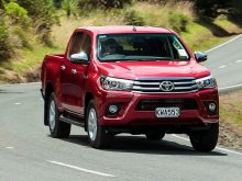 36 All New 2020 Toyota Hilux Spy Shots Model