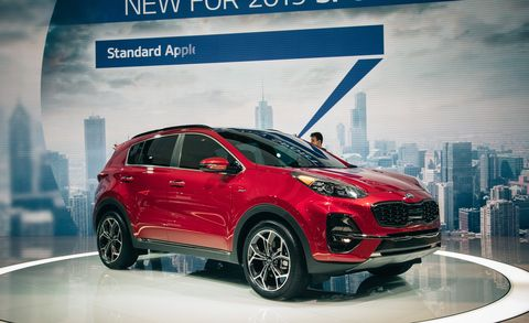 36 The Kia Sportage 2020 Price And Release Date