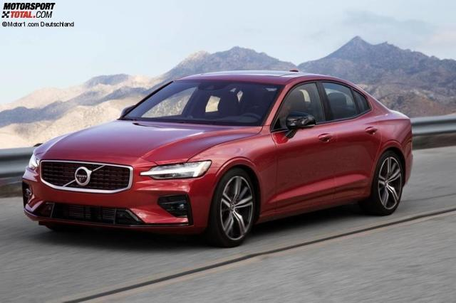 38 A Volvo S60 2019 Review