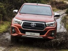38 New 2020 Toyota Hilux Spy Shots Concept