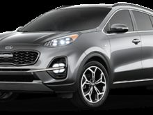 38 The Kia Sportage 2020 History