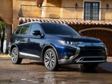 2020 All Mitsubishi Outlander Sport