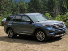 Ford Explorer 2020 Price