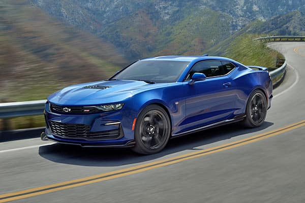 40 New 2020 The Camaro Ss Overview
