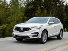 Acura Mdx 2020 Changes