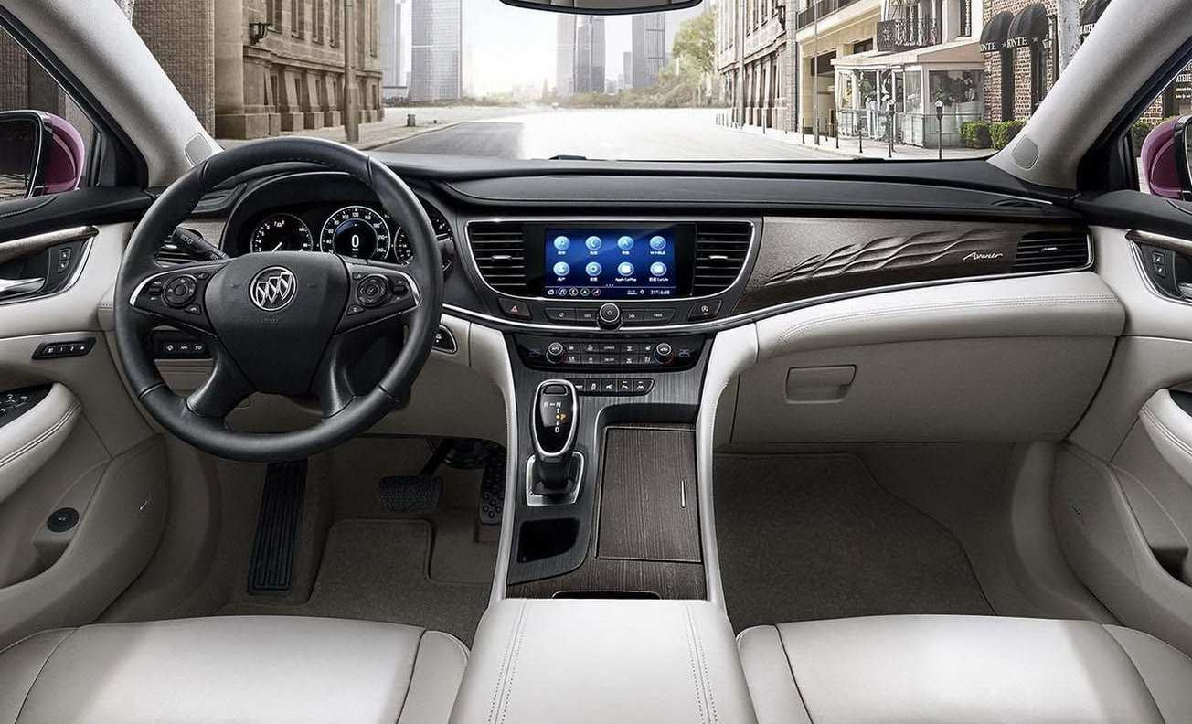 41 The Best 2020 Buick Lacrosse Premium Engine
