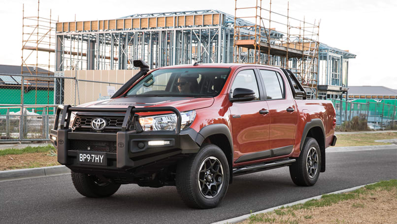 42 All New 2020 Toyota Hilux Spy Shots Review