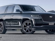 42 New When Is The 2020 Cadillac Escalade Coming Out Prices
