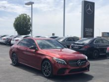 42 The 2020 Mercedes C Class Configurations